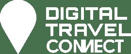 digital travel connect logo