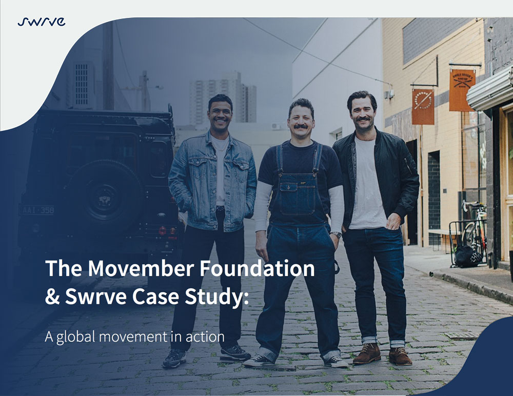 Movember and Swrve